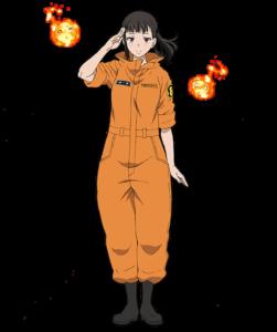 【炎炎ノ消防隊】茉希尾瀬(まきおぜ)の年齢は?能力や性格、声優についても解説!