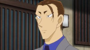 【名探偵コナン】 綾小路文麿警部の相棒はシマリス!映画やアニメの登場シーンは?