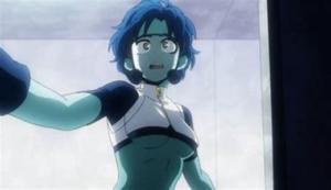 【ヒロアカ】バブルガールがかわいい!声優や個性の納涼句を紹介!