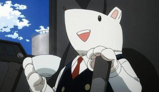【ヒロアカ】根津校長は特徴的な声の持ち主!正体はネズミなの!?