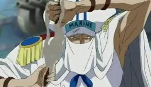 【ワンピース】シュウのサビサビの実の能力と強さを解説!声優もご紹介!