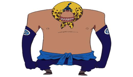 【ワンピース】ハンバーグの声優紹介!フォクシー海賊団とは?強さを解説