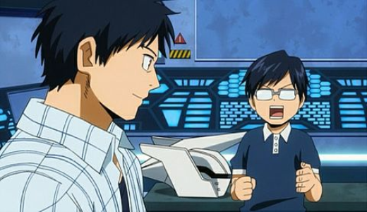 【ヒロアカ】インゲニウムがかっこいい!声優や飯田天哉との関係を紹介!