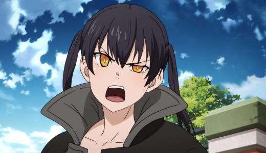 【炎炎ノ消防隊】環古達はギャグキャラ?それだけではない特徴や強さを紹介!