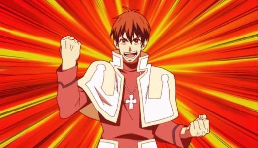 【炎炎ノ消防隊】烈火星宮はサイコパス?声優や能力、名セリフを紹介!