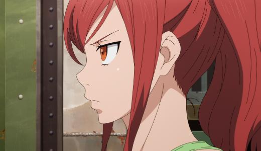 【炎炎ノ消防隊】リサは利用された悲しき存在?過去や強さについて検証!
