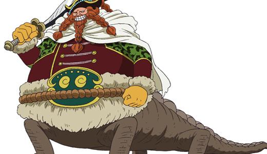 【ワンピース】茶ひげは再登場する?かつての活躍や声優もご紹介!
