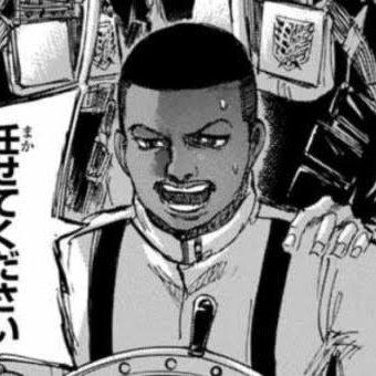 【進撃の巨人】オニャンコポンの名前がかわいい!声優やアニメでの登場は?