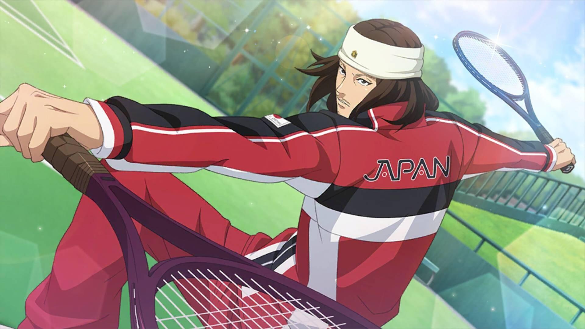 【テニスの王子様】大曲竜次の二刀流とは?声優や名シーンも紹介!