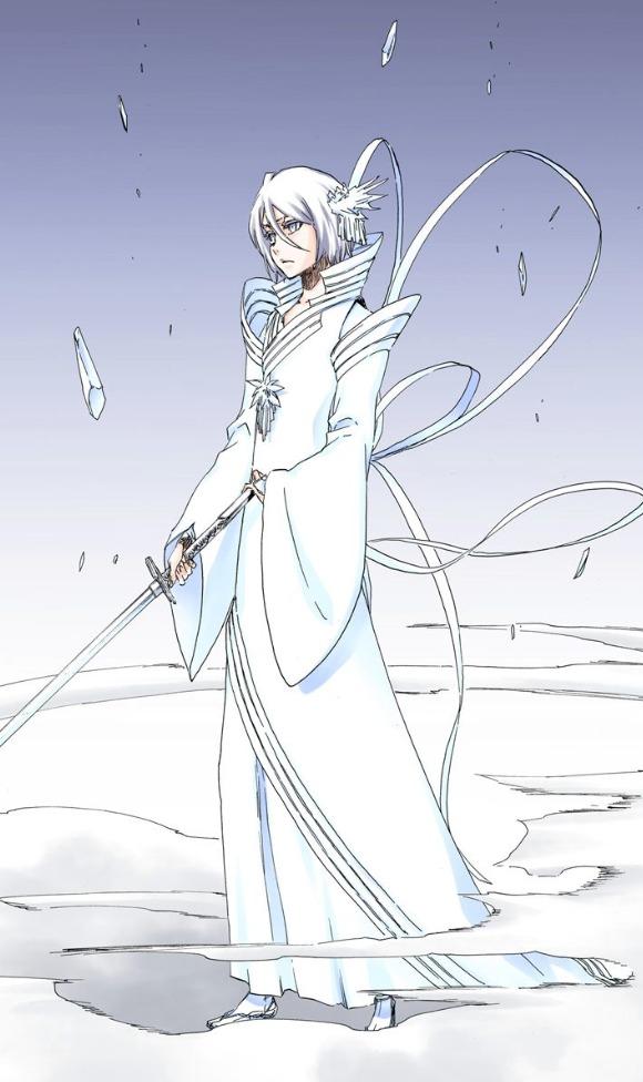 【BLEACH】 朽木ルキアの卍解は?斬魄刀や声優についても解説!