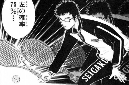 【テニスの王子様】乾貞治の名言はどれだ?作中での活躍も解説