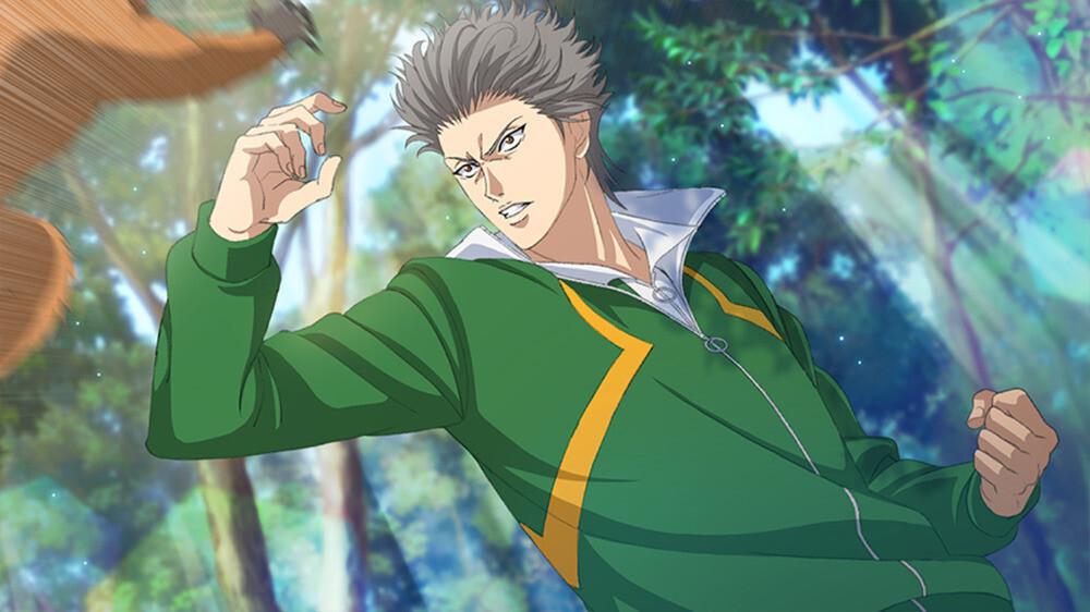 【テニスの王子様】亜久津仁は最強?作中での行動も併せて解説
