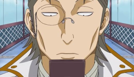 【銀魂】佐々木異三郎の最後とは!?今井信女との関係や兄弟、声優などまとめました!