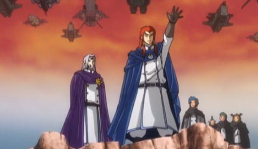 【銀魂】紫雀提督はハタ皇子の兄弟だった!?気になる過去や声優、名場面までまとめました!