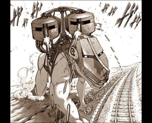 【進撃の巨人】ピーク・フィンガーは死亡した?車力の巨人の能力も解説!