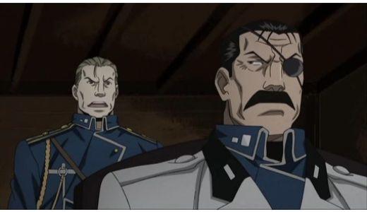 【鋼の錬金術師】ハクロは軍人の中でも影が薄すぎる?特徴や性格などを紹介!