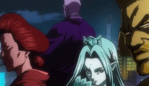 【銀魂】華陀は阿伏兎のお気に入り!?貴重な登場回から最後、声優などまとめました!