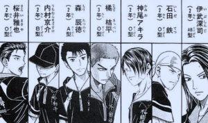 【テニスの王子様】桜井雅也の特徴は?その特徴や作中での活躍も解説
