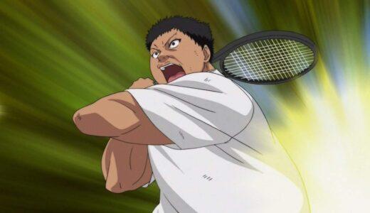【テニスの王子様】田仁志慧が強い?テニスの強さや作中での活躍等も解説