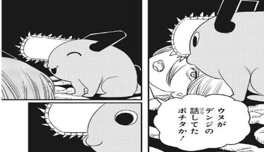 【チェンソーマン】ポチタはデンジの心臓?かわいい所や正体も解説!