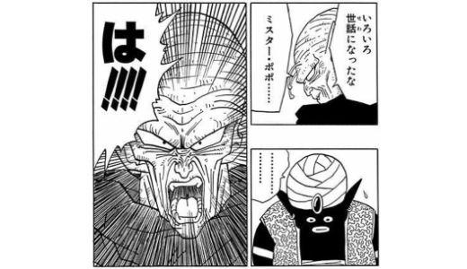 【ドラゴンボール】ミスターポポは必要不可欠なキャラ!強さや特徴を紹介!