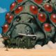 【風の谷のナウシカ】王蟲の群れの怒りの理由とは?赤い目と青い目の違いは?